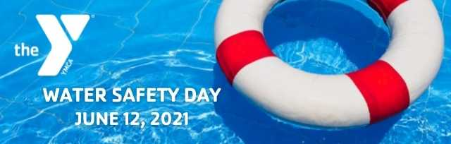 YMCA Water Safety Day 2021 June 12 EVENT
